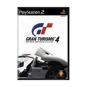 Jogo Gran Turismo 4 - PS2 (Europeu)