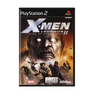 Jogo X-Men Legends II: Rise of Apocalypse - PS2