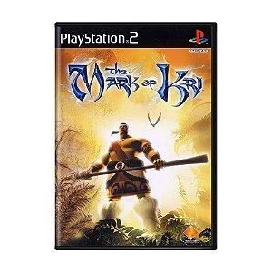 Jogo The Mark of Kri - PS2