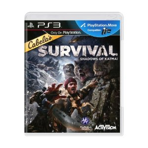 Jogo Cabela's Survival: Shadows of Katmai - PS3