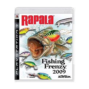 Jogo Rapala: Fishing Frenzy 2009 - PS3