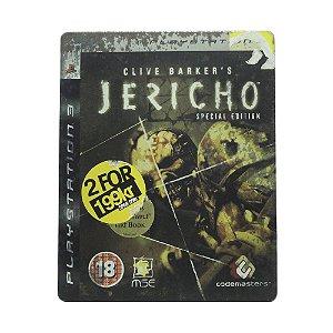 Jogo Clive Barker's Jericho (Steelcase) - PS3