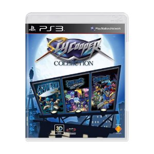 Jogo Sly Cooper Collection - PS3