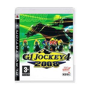 Jogo G1 Jockey 4 2008 - PS3
