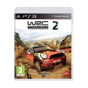 Jogo WRC 2: Fia World Rally Championship - PS3