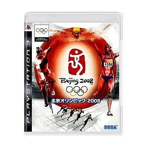 Jogo Beijing 2008 - PS3 [Japonês]