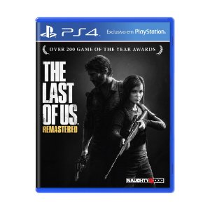 Jogo The Last of Us Remastered - PS4