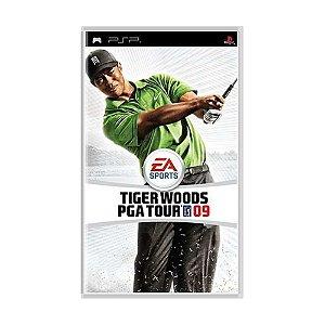 Jogo Tiger Woods PGA Tour 09 - PSP