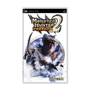 Jogo Monster Hunter 2: Freedom - PSP