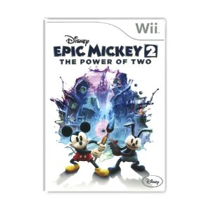 Jogo Epic Mickey 2: The Power of Two - Wii