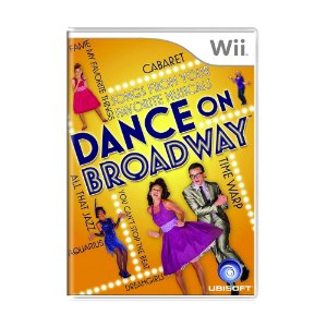 Jogo Dance on Broadway - Wii