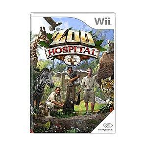 Jogo Zoo Hospital - Wii