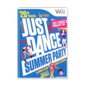 Jogo Just Dance Summer Party - Wii