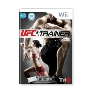 Jogo UFC Personal Trainer: The Ultimate Fitness System - Wii