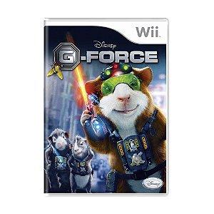 Jogo G-Force - Wii