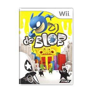 Jogo De Blob - Wii