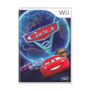 Jogo Cars 2 - Wii