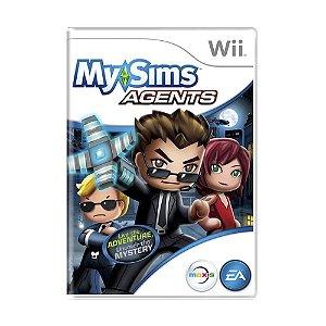 Jogo MySims Agents - Wii
