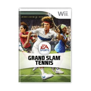 Jogo Sports Grand Slam Tennis - Wii