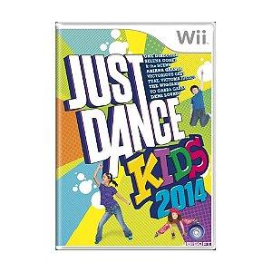 Jogo Just Dance Kids 2014 - Wii