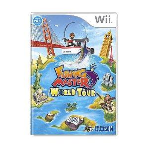 Jogo Fishing Master: World Tour - Wii