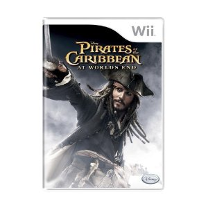 Jogo Pirates of the Caribbean: At World's End - Wii