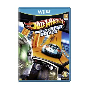 Jogo Hot Wheels World's Best Driver - Wii U
