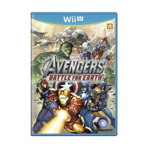 Jogo Avengers: Battle for Earth - Wii U