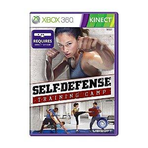 Jogo Self-Defense Training Camp - Xbox 360