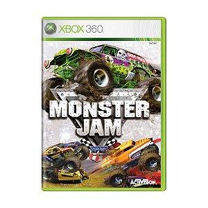 Jogo Monster Jam - Xbox 360