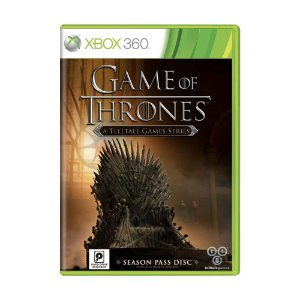 Jogo Game of Thrones: A Telltale Game Series - Xbox 360