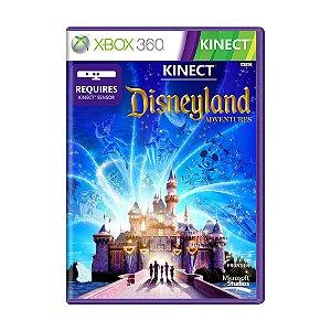 Jogo Kinect Disneyland Adventures - Xbox 360