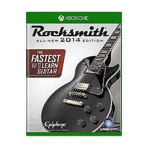 Jogo Rocksmith 2014 (Apenas Jogo) - Xbox One