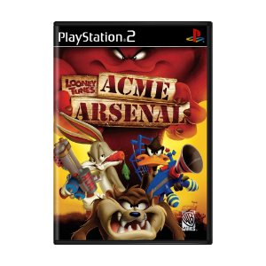 Jogo Looney Tunes: Acme Arsenal - PS2