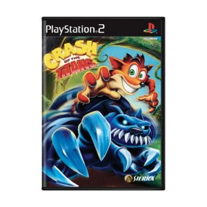 Jogo Crash of the Titans - PS2