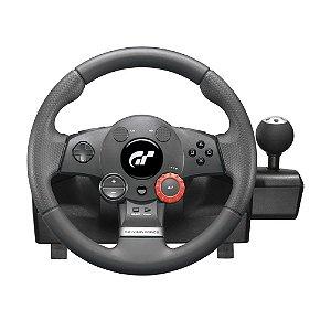 Volante Logitech Driving Force GT - PS3 e PC (Sem Pedal)