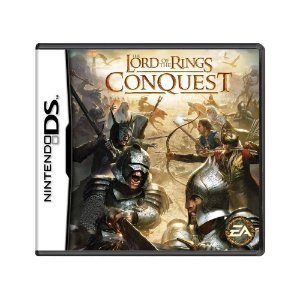 Jogo The Lord of the Rings: Conquest - DS