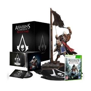 Jogo Assassin's Creed IV: Black Flag (Limited Edition) - Xbox 360