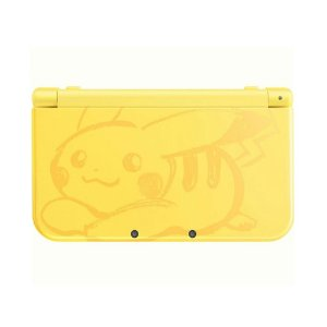 Console New Nintendo 3DS XL (Pikachu Edition) - Nintendo
