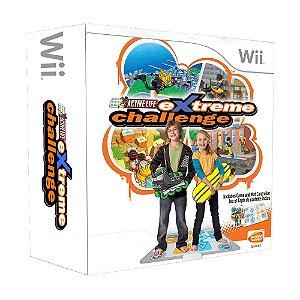 Jogo Active Life: Extreme Challenge (Bundle) - Wii