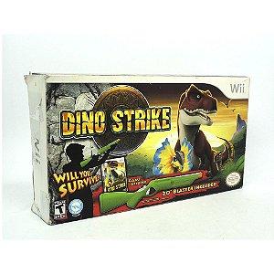 Jogo Dino Strike (Bundle) - Wii