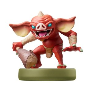 Nintendo Amiibo: Bokoblin - The Legend of Zelda: Breath of the Wild - Wii U e New Nintendo 3DS