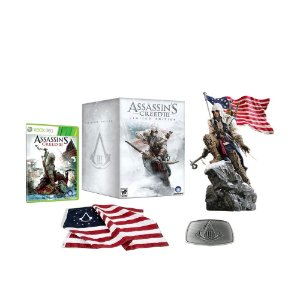Jogo Assassin's Creed III (Limited Edition) - Xbox 360