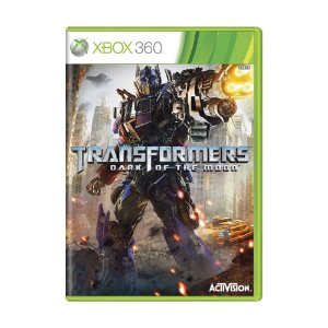 Jogo Transformers: Dark of The Moon - Xbox 360