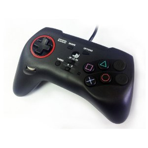 Controle Hori Fighting Commander 4 - PS3 e PS4