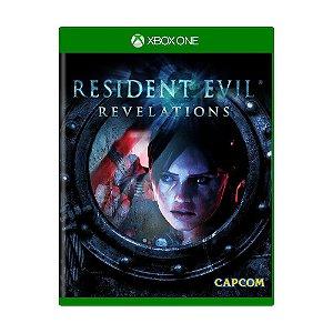 Jogo Resident Evil: Revelations - Xbox One
