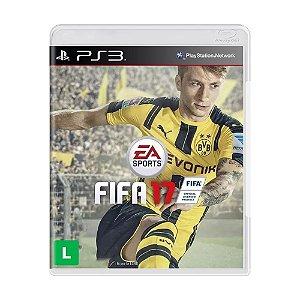 Jogo Fifa 17 (FIFA 2017) - PS3