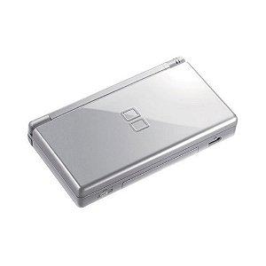 Console Nintendo DS Lite Prata - Nintendo
