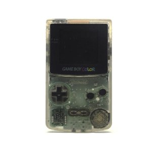 Console Game Boy Color Transparente - Nintendo