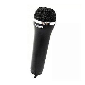 Microfone Logitech Konami - PS2/ PS3/ Xbox 360